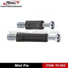 High quality furniture connector & mini fix & furniture cam#TF0-002