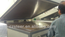 PV solar module assembly laminator machine