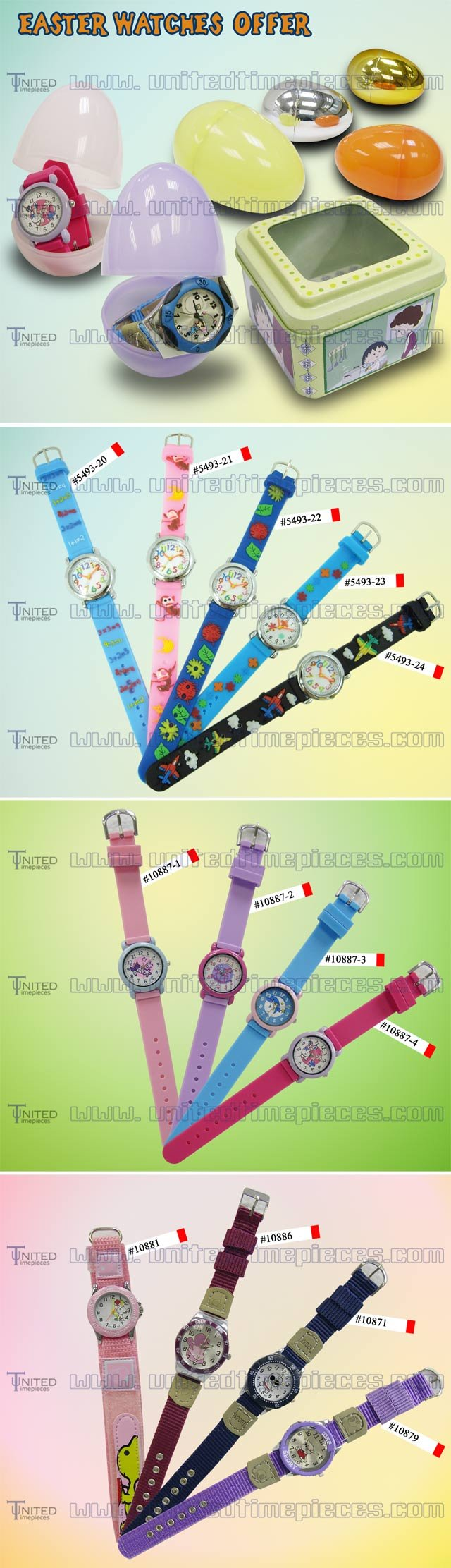 Easter Watches