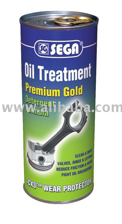 Motor Oil Treatment Premium