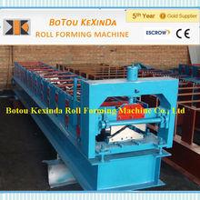 450 steel profile form rolling machine for ridge cap