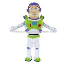 Popular de la venta buzz lightyear traje de la mascota