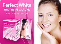 Perfect White Skin Whitening Tablet
