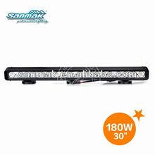 30'' 180W Cree Chip Super Bright Led Bar Light Off Road SM-6012-180