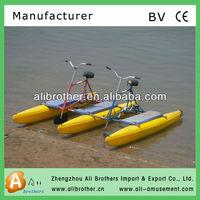 2013 New Design Amusement Park Equipment Aqua Bikes