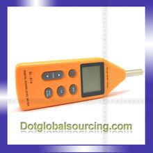 Hot!! 30-130dB Digital Sound Level Meter Decibel Logger Tester Noise Meter SL-814