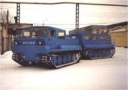 All-terrain vehicle TTM 4901PS