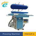Collar y brazalete de hierro industrial prensa de vapor