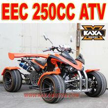 EEC 250cc Four Wheel Motorcycle