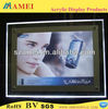 2013 Hot Acrylic Led Light Photo Frame Manufacture