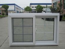 pvc sliding window/small sliding windows/foshan wanjia brand