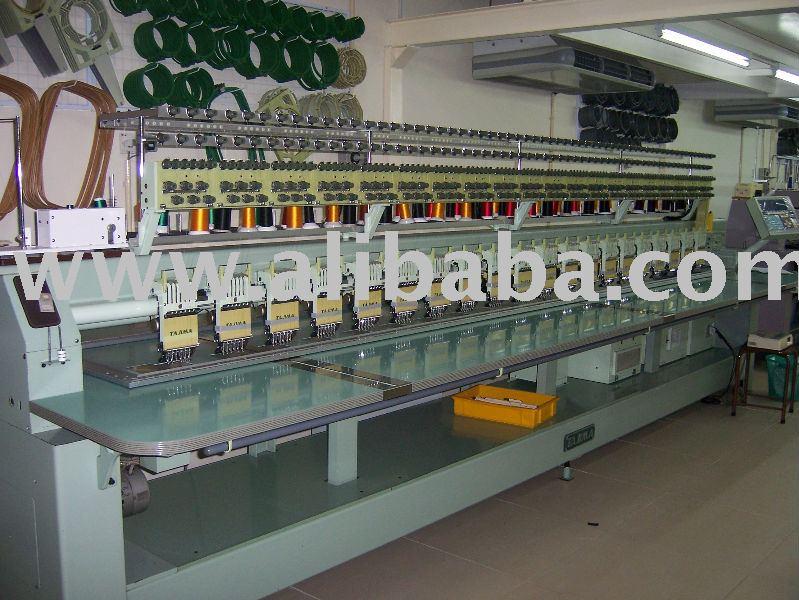 Used Tajima Embroidery Machine-Used Tajima Embroidery Machine