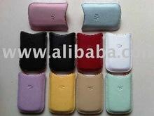 Blackberry Leather Case
