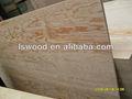 12 mm 15 mm 18 mm 4 x 8 de pino radiata de madera contrachapada, C / D grado de pino de madera contrachapada
