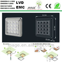 2012 dimmable led under cabinet lights