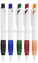 2013 promotion rubber grip ballpoint pen