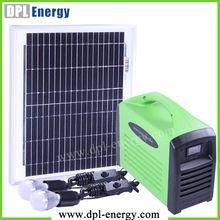 LIGHT lithium high battery lantern solar home system sresky emergency power equipment solar panel energy