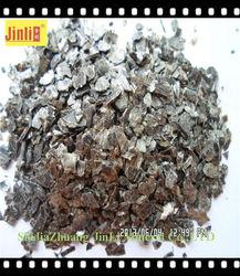 Vermiculite for color asphalt color type