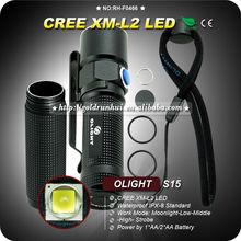 Goldrunhui RH-F0466 Olight Outdoor Flashlight Light Camping
