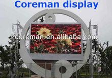 vivid effect advertising indoor outdoor full color led billboard, p16 p25 p20 full color led display billboard video