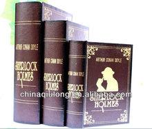 Environment-Friendly Decorative Book Shape Boxes