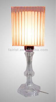 2013 newest Acrylic table lamp