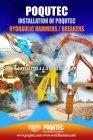 Hydraulic Hammer for Heavy Construction Equipment