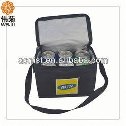 reinforced plastic wine cooler bag
