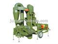 maíz máquina desgranadora de maíz de gránulos con la limpieza y clasificación de equipos
