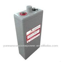 Sunstone Industrial Gel Battery for Solar System 2v250ah Tubular Plate Gel Battery Deep Cycle Gel Solar Battery