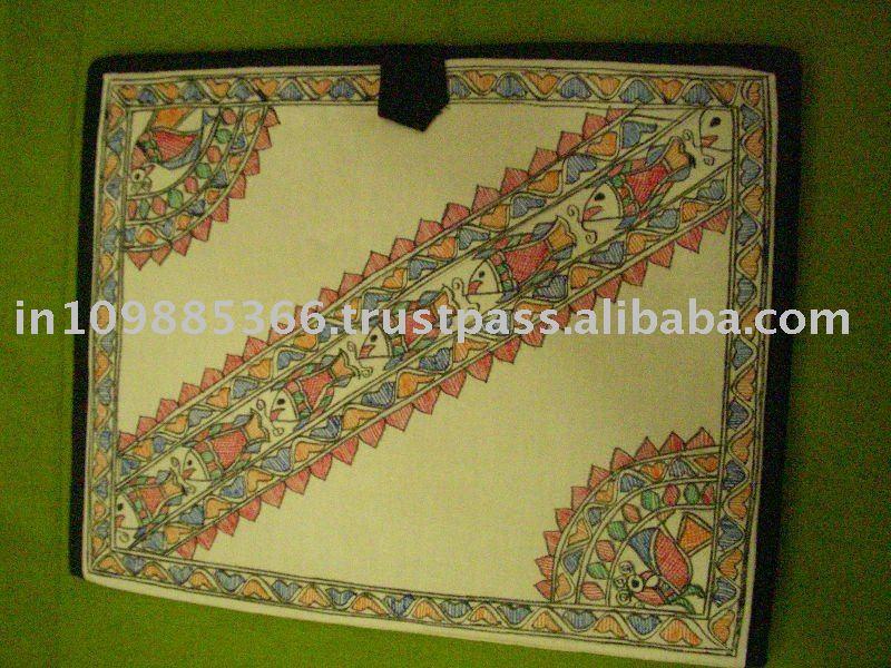 Carpetas hechas a mano