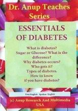 Essentials of Diabetes - DVD. English