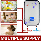 Luxury Tankless Electric Shower Water Heater 220V