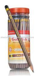 Goldfish Autocrat Wooden Black Lead Pencil