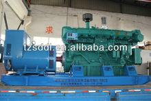 ISO OEM manufacturer marine genset 330kva to 600kva