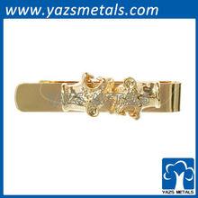 fashion western high quality tie clip manufacturer custom
