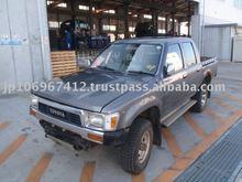 1989 TOYOTA W-CAB PICK UP TRUCK AWD 2800cc Diesel