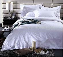5pcs 300TC Cotton Hotel Water Ripple Duvet cover set/Quilt cover set