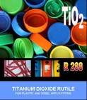 Titanium Dioxide Rutile (Plastic &amp; Steel)