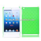 hot sell for ipad mini case diamond phone cover for mini ipad with rubber coating