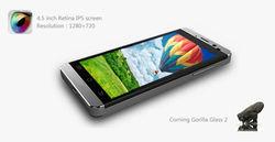 Jiayu G3S smartphone, MTK6589 Quad Core Android 4.2 4.5''HD smartphone