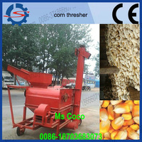 5t/h grain thrasher