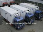 Mobile food truck ,live fish transport.refrigerated van