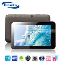ZX-MD7003 7inch Hi-Fi 1024*600 dual camdera G-sersor 360 3G,GPS Bluetooth FM capa+de+silicone+para+tablet+pc