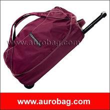 TR0261 designer rolling duffle bag for ladies