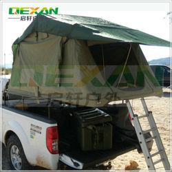 Truck roof top tent