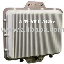 5 watt 5Ghz 25 channel WiFi or Backhaul