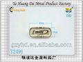 shinny liga do zinco saco de freezer etiquetas com o saco de acessórios