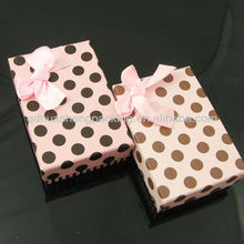 Popular eco-friendly beautiful and luxury custom paper box packaging