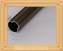 HY8210 antique -brass Decorative Curtain Poles